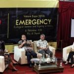 Vokom Expo: Pentingnya Komunikasi Dalam Upaya Pengurangan Risiko Bencana